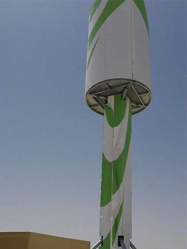 Pole-SA01